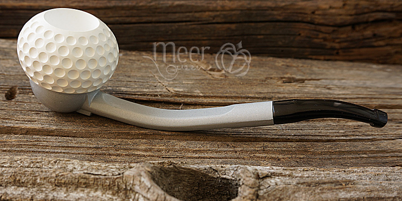 Falcon Bowl from Block Meerschaum