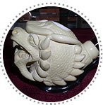 Dragon Block Meerschaum Pipes